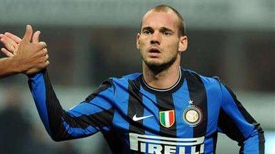 Wesley Sneijder rapportera-t-il le Ballon d'Or 2010 à l 'Inter Milan ?