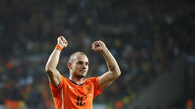 Sneijder, le facteur x