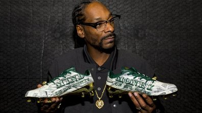 Insolite : Une chaussure Adidas signée Snoop Dogg