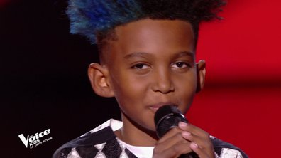 The Voice Kids : Soan chante « Redemption song » de Bob Marley (Team Soprano)