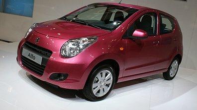 Suzuki Alto : Simple et efficace