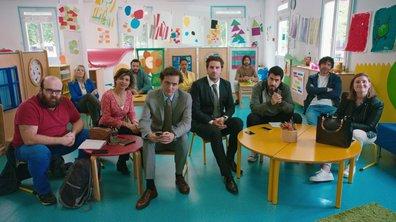 Anaïs Demoustier, Thomas VDB, Simon Astier... sur les bancs de l'école