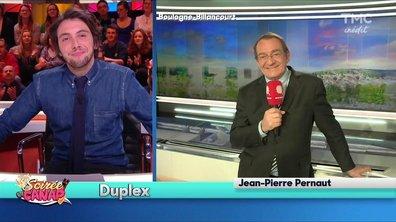 Soirée Canap' - Jean-Pierre Pernaut fan des Stranger Jean-Pierre