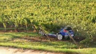 WRC - Rallye Alsace : L'accident de Solberg en vidéo