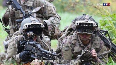 Soldat augmenté : les équipements des militaires de demain