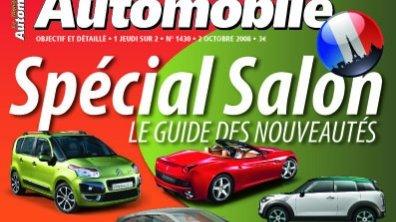 Au sommaire du Moniteur Automobile du 2 octobre