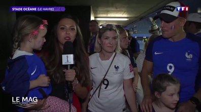 La famille d'Eugénie Le Sommer soulagée après la victoire des Bleues
