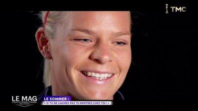 """Le Sommer (équipe de France) : """"Si tu perds tu rentres chez toi"""""""
