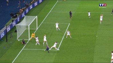 France - USA (0 - 1) : Voir la super action de Diani en vidéo