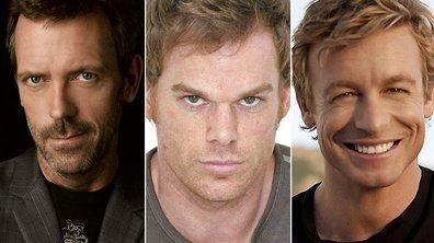 Sondage : Dr House, Dexter, Mentalist, qui est votre préféré ?