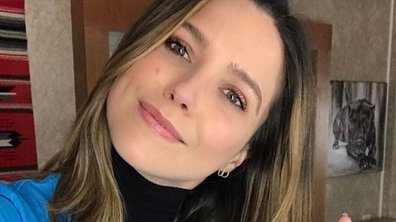 Sophia Bush dévoile une photo adorable de son papa