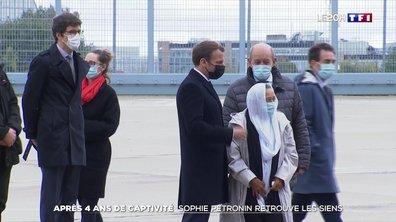 Sophie Pétronin retrouve les siens après quatre ans de captivité