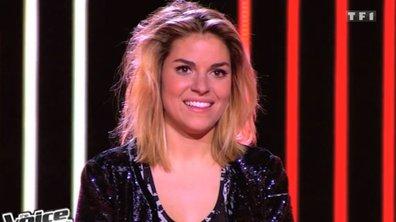 The Voice: Sophie Tapie admise mais...