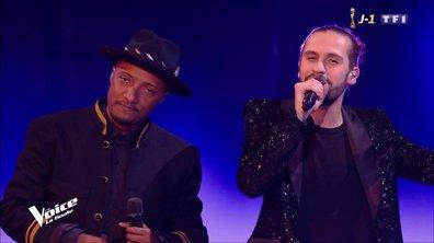 Soprano et Clément – « Tous les cris, les SOS » (Daniel Balavoine) en duo pour la finale 2019
