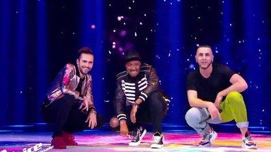 Soprano,Clément et Vay « Cosmo » pour la demi-finale