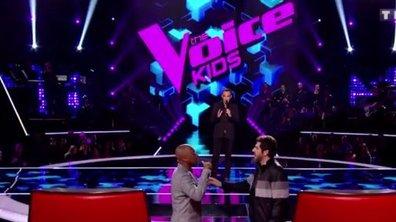 Kids. EXCLU - Soprano et Patrick Fiori, un duel au sommet pour sauver un talent