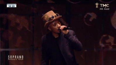 Soprano, Phoenix Tour - Soprano interprète « Coeurdonnier » en direct du Stade Orange Vélodrome de Marseille