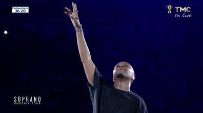 Soprano, Phoenix Tour - Soprano interprète « Cosmo » en direct du Stade Orange Vélodrome de Marseille