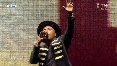 Soprano, Phoenix Tour - Soprano interprète « L'équilibriste » en direct du Stade Orange Vélodrome de Marseille