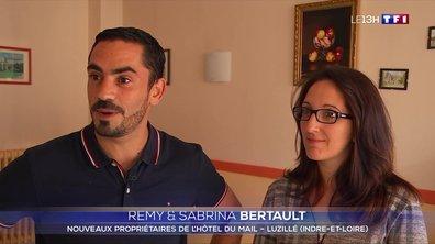 SOS Villages : l'Hôtel du Mail à Luzillé entame une nouvelle histoire avec ses nouveaux propriétaires