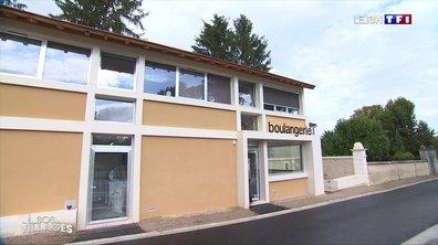 SOS Villages : la boulangerie d'Allemans a rouvert ses portes
