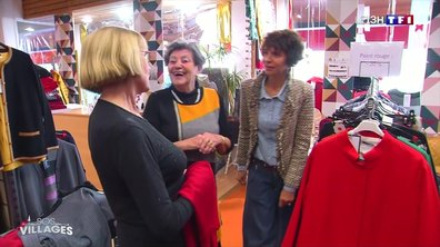 SOS Villages : reprise réussie d'un magasin de vêtements à Plougasnou