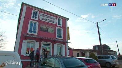 Reprise de l'Hôtel Restaurant de la Gare de Jussey
