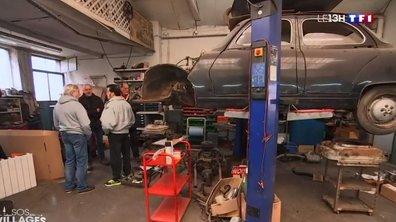 SOS Villages : un garage pour voitures anciennes trouve repreneur à Villeréal