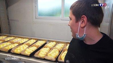 SOS Villages : une famille a repris la boulangerie de Levaré