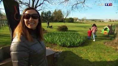 Sourires et chocolats : les enfants chassent les œufs de Pâques