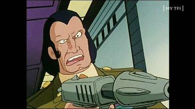 Albator, le corsaire de l'espace - S01 E04 - Sous la bannière de la liberté