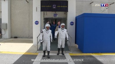 SpaceX : le show spatial