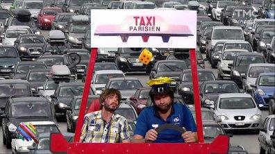 Les speakerines : Eric et Quentin présentent Taxi 3
