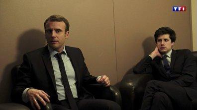 """Emmanuel Macron : les coulisses d'une victoire - """"Le debrief du premier débat"""" - Lundi 08 mai à 21H"""