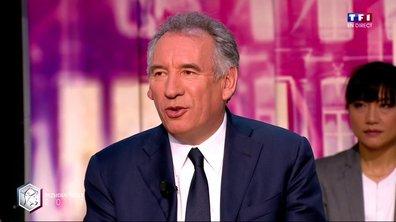 """Présidentielle 2017 : """"Cette page qui se tourne annonce un virage décisif"""" annonce Bayrou"""
