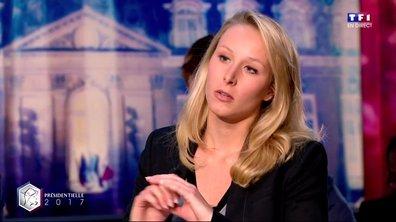 Présidentielle 2017 : la première réaction de Marion Maréchal-Le Pen