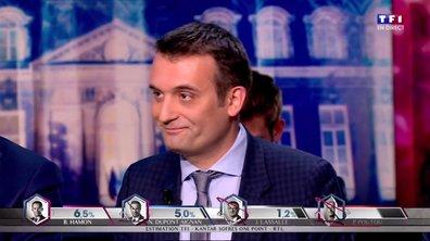 """Présidentielle : """"Certains électeurs de Mélenchon voteront pour nous au second tour"""" déclare Philippot"""