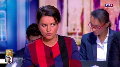 """Vallaud-Belkacem : """"La victoire d'une France ouverte et optimiste"""""""
