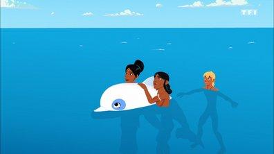 Spécimen rare : il faut sauver Oum - II - Oum le dauphin blanc
