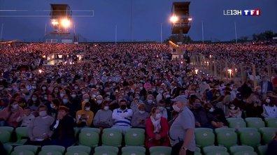Spectacle du Puy du Fou : 12 000 spectateurs réunis dans la tribune