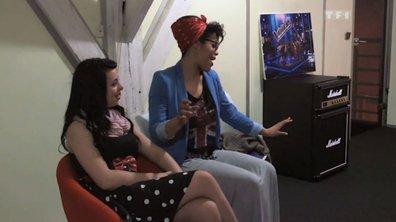 """The Voice: les """"Spice Girls"""" de l'équipe de Louis Bertignac"""