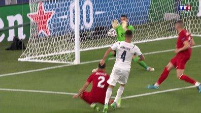 Turquie - Italie (0- 1) : Voir la grosse occasion de Spinazzola en vidéo