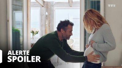 [SPOILER] - Chloé : le bébé a bougé !