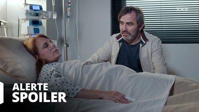 [SPOILER] - Christelle est dans le coma