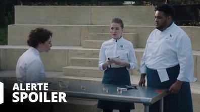[SPOILER] - Hortense et Mehdi virés par la cheffe Armand !