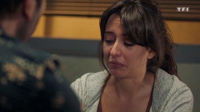 [SPOILER] - Justine fond en larmes, sa fille va mal