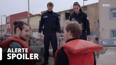 [SPOILER] - La police arrête Samuel et Hadrien