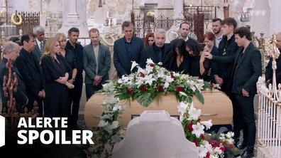 [SPOILER] - Le dernier adieu à Leila