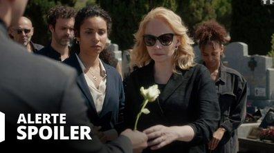 [SPOILER] - L'enterrement de Clément tourne mal !