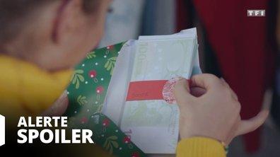 [SPOILER] - L'incroyable cadeau du Père Noël à Solenne !